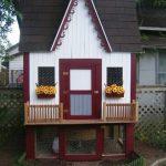 chicken housing types